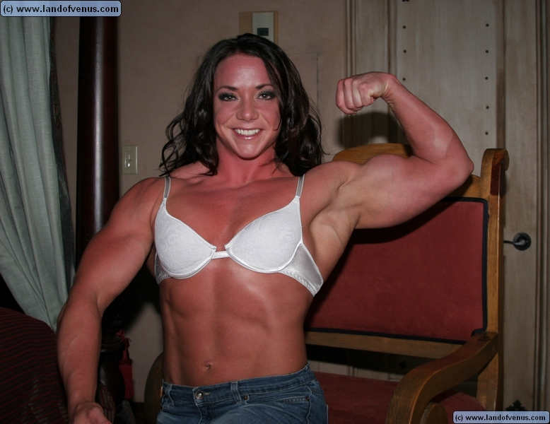 Female bodybuilder sarah dunlap nude interesting phrase
