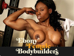 Ebony Female Bodybuilders