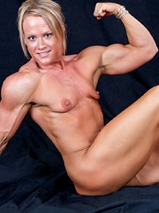 Nudes Of NPC Female Bodybuilder Amanda Folstad